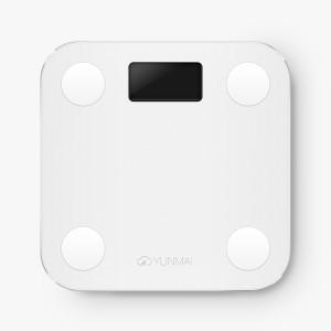 Balança de Bioimpedância - Yunmai Mini - Branca
