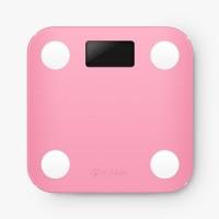 Balança de Bioimpedância - Yunmai Mini - Rosa
