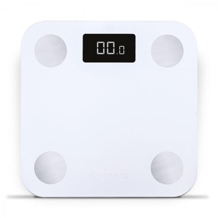 [INDISPONÍVEL] Balança de Bioimpedância - Yunmai Mini - Branca